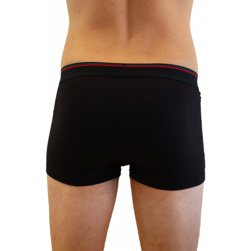 Boxershorts 10-pack Svart