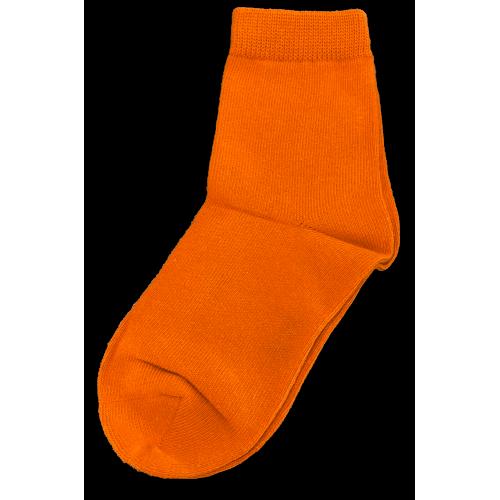 Barnstrumpa Orange
