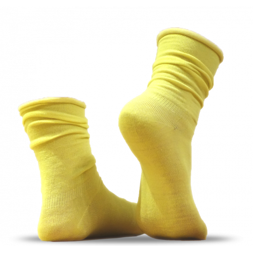 Candy Sock - Lemon