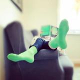 Grön Strumpa - Bubblegum