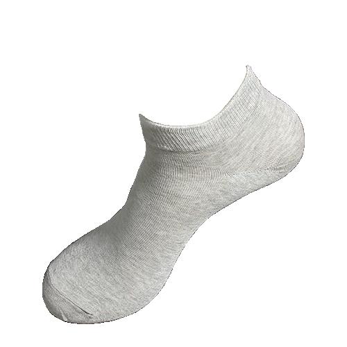 Ankelstrumpa 5-pack Grå