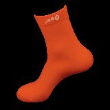 Orange Strumpa - Peach - 5-pack