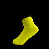 Candy Sock Lemon - 10 par gula strumpor för damer