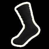 Candy Sock - Svart