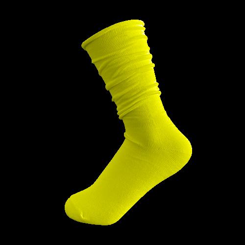 Candy Sock - Marshmellows - 15 par damstrumpor