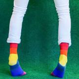 Strumpor Pride - Big stripes