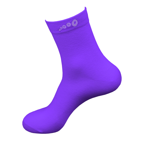 Purple Haze - Lila strumpa