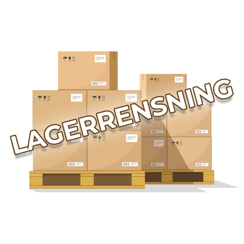 LAGERRENSNING - 4 par strumpbyxor