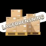 LAGERRENSNING - 30 par strumpor med lös resår