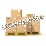 LAGERRENSNING - 10 par knästrumpor