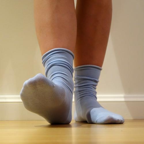 Candy Sock - Blå
