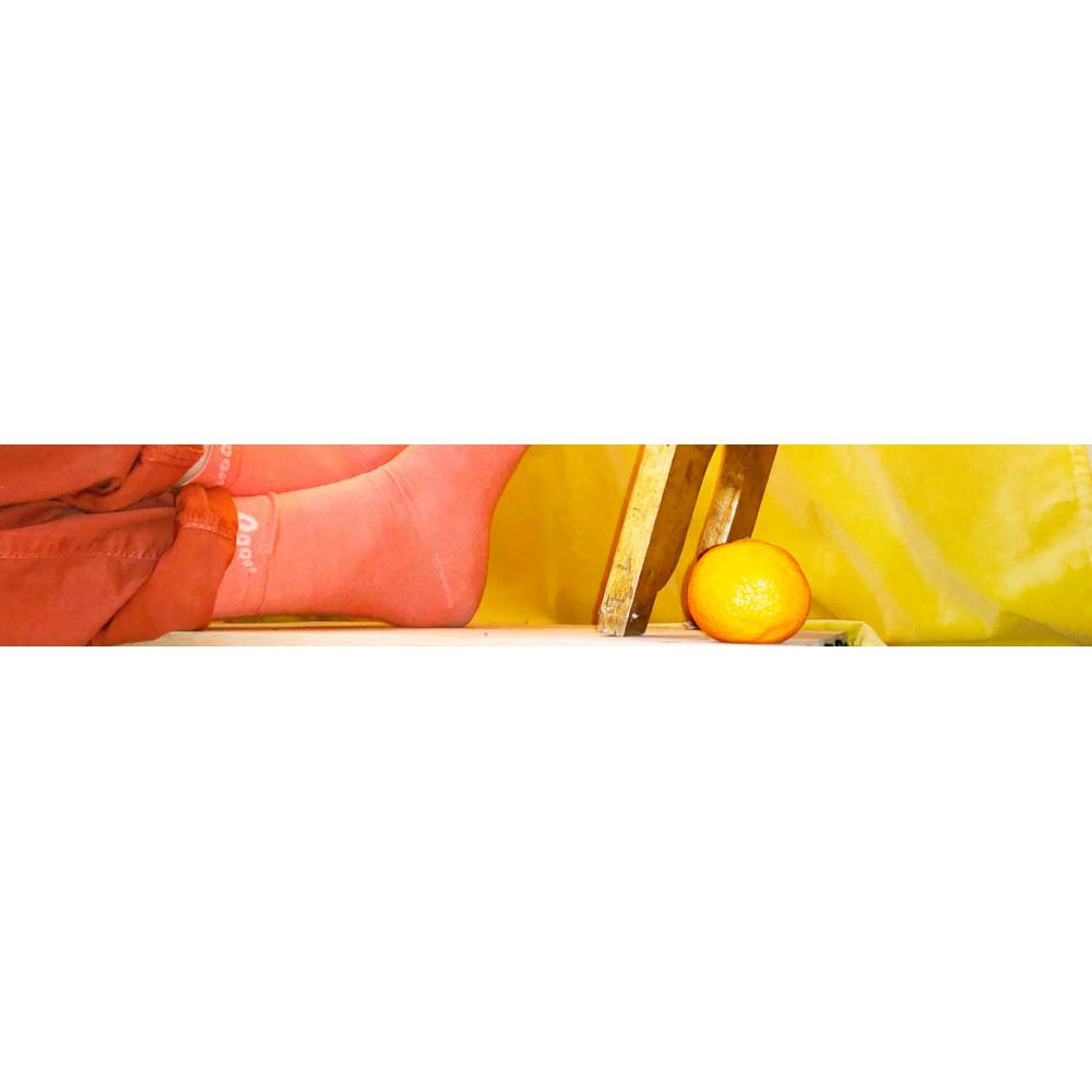 Köp orangefärgade strumpor online - Grym kvalitet och snabb leverans!